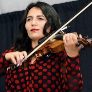 Nerea the Fiddler - Ceili at the Roundhouse Celtic Festival