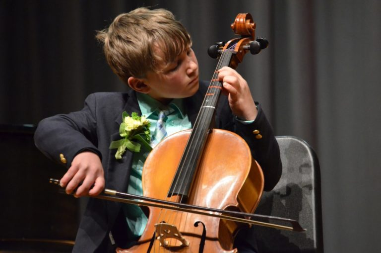 Young Musicians Festival Honor Performance Concert