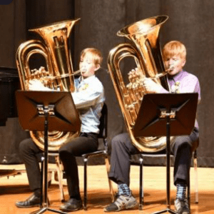 The Bowen Young Musicians Festival