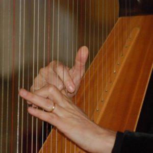 The Celtic Harp - Ceili at the Roundhouse Celtic Festival