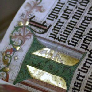 Illuminated manuscript workshop - - Ceili at the Roundhouse Celtic Festival