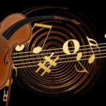Violin Abstract Music Modern Art  - geralt / Pixabay