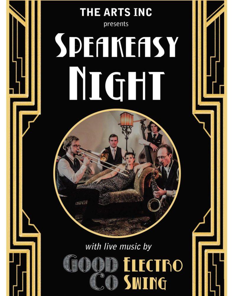 Speakeasy Night Fundraiser