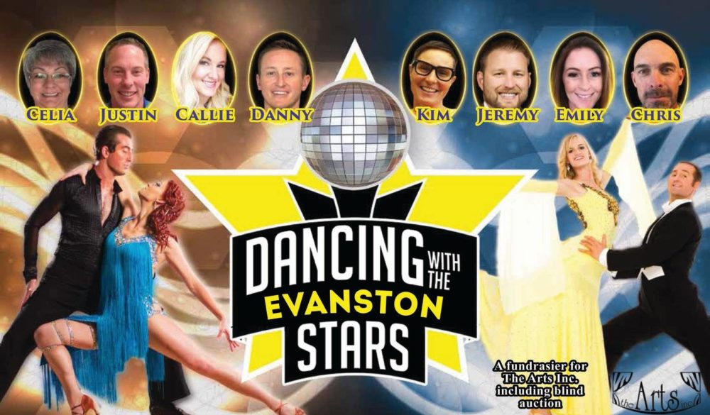 Dancing with the Evanston Stars Fundraiser
