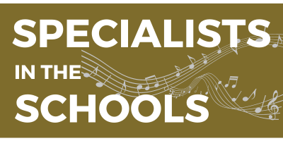 Specialists in the Schools logo