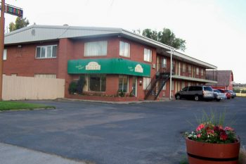 Vagabond Motel in Evanston, Wyoming